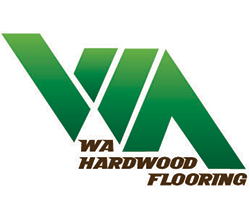 WA Hardwood Flooring - Affordable Wood Floors - Salt Lake City, UT logo